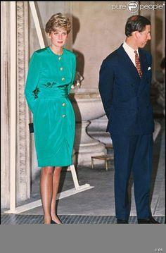 La princesse Diana en 1991
