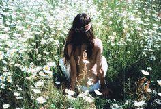 Sunshine and flowers...   #bohemian #pretty