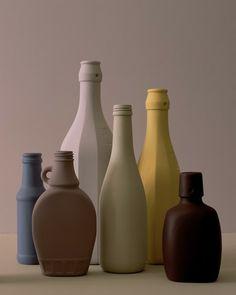 Shake My Blog   Des bouteilles décoratives en plastique DIY