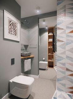 Geometrium Designs a Tiny but Comfortable Contemporary Home