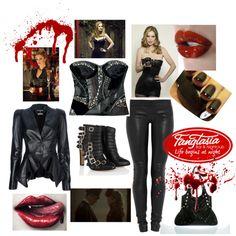 """True Blood - Pam"" by tweeterj on Polyvore"