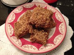 Oatmeal jam Squares on Country Design Home http://countrydesignhome.com/2014/01/29/hearty-oatmeal-jam-squares/ #yummytreats