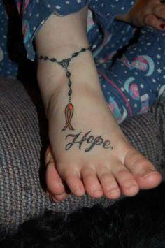 MS tattoo