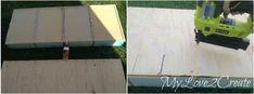 MyLove2Create, Under the Bed Storage, Repurposing Drawers Diy Hidden Storage Ideas, Old Fence Boards, Back Porches, Old Drawers, Old Fences, Old Chairs, Under Bed Storage, Paint Drying, Wood Glue