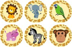 El işi,kendin yap /diy ve düğün,doğum günü projelerinin bulunabileceği bir blog. Safari Theme Birthday, Baby Boy 1st Birthday Party, Circus Birthday, Animal Birthday, Birthday Party Themes, Jungle Party, Safari Party, Animal Activities For Kids, Animal Cutouts