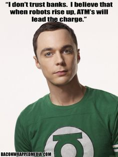 The Best Of Sheldon Cooper (20 Pics)