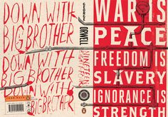 George Orwell's 1984 is a dystopian cult classic, who new that it would inspire one of the most franchised reality TV shows, i.e. Big Brother!