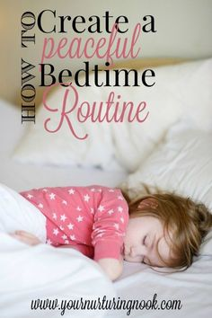 Trying to come up with a bedtime routine that actually works is an ongoing process in this house! This post contains my current favorite technique. (And trust me, we've tried a lot!)