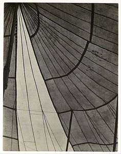 Circus Tent / Edward Weston / 1924 / gelatin silver print / this photo was taken at a circus in Mexico