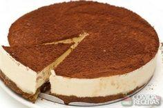 Receita de Torta de requeijão - Comida e Receitas
