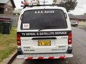 AAA Aerial and Satellite Services provides all types digital antenna related services like  full TV antenna installation including satellite dishes and receivers, antenna repairs and TV reception in Newcastle.