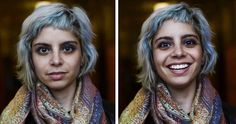 Student Captures What Happens When People Are Told They Are Beautiful   Bored Panda