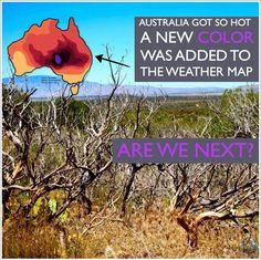 Historic, dangerous heat wave scorches western USA.