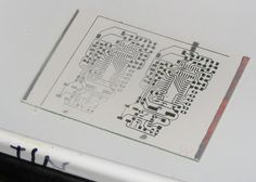 In-house PCB Manufacture