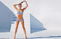 Sara Sampaio for Calzedonia summer 2014 swimwear