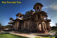 Tourist Attraction India: Tomb of Ghaus Mohammed Gwalior | tour trip india | india tourism | tourist place of india | agency best for indian tour