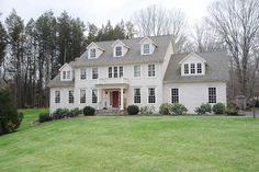 Gorgeous classic colonial layout