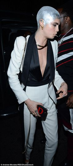 Braless Bella Hadid leads the stars at the Met Gala afterparty #dailymail