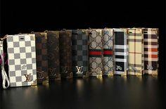 Burberry Gucci LV LOUIS VUITTON Elegante Ledertasche SchutzHandyhülle für iphone6, iphone 5S,Samsung S5 - Prima-Module.Com