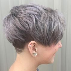 Ash Brown Undercut P