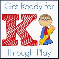 A Summer Blog Series on Kindergarten Readiness - Mama Smiles - Joyful Parenting
