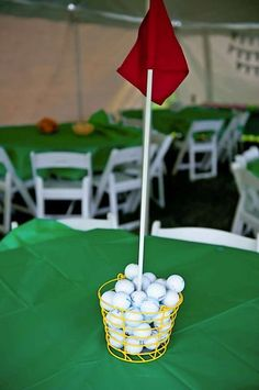 Golf Birthday Party Ideas | Photo 9 of 33 | Catch My Party