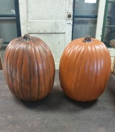 Transform your foam pumpkins from fake to fab with this step by step video tutorial plus supply list Fake Pumpkins, Supply List, Thursday Night, Holidays Halloween, Holiday Crafts, Beautiful Homes, Diva, Easy Diy, Crafts For Kids