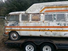1967 Stretch Camper Bus - VW Bus Junkies