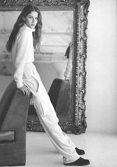 Gisele Bundchen for Ralph Lauren Ciara 1998