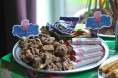 "Photo 1 of 19: Peppa Pig / Birthday ""Second Birthday Party (Eloise)"""