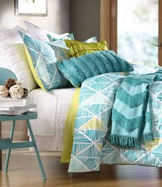 Matchstick Diamond Bedding Collection