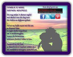 Oomblik Se Mirre - Skrywer: M du Preez Poetry, Teen, Lips, Poetry Books, Poem, Poems