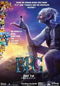 The BFG (2016) HDCAM X264 (TEMPORARILY ADD) | 2016 Watch Movies Online Free