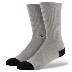 Stance | Prime Grey | Men's Socks | Official Stance.com