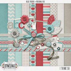Freebie_IThinkSo_byWilma_preview