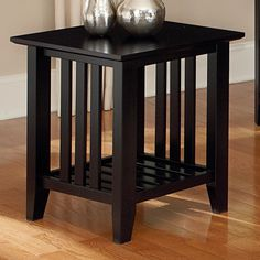 The Casual Collection End Table by Vaughan Bassett