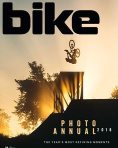 "The 2016 Photo Annual is on newsstands now its pages filled with inspiring images taken by the talented photographers who have dedicated their careers to capturing the moments in mountain biking that make us all want to get out in and ride. Congratulations to Robb Thompson @beardofbeez for landing his first-ever Bike cover with this shot of @brettrheeder during filming for Rheeder's ""This is Home"" video. Find the Photo Annual in your mailbox your local newsstand or digitally through Apple…"