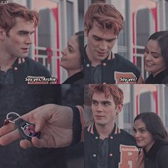 2.17 I don't even ship varchie that much but it bothers me in all the moments veronica is being all cute & loving archie never looks happy ⠀⠀⠀⠀⠀⠀⠀⠀⠀⠀⠀⠀⠀⠀⠀⠀⠀⠀ ✱ ✱ ✱⠀⠀⠀⠀⠀⠀⠀⠀⠀ #riverdale#varchie#veronicalodge#camilamendes#kjapa#archieandrews