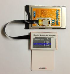 CI-Modul external Cardreader sim-smar Sims, Cards, Simple, Mantle