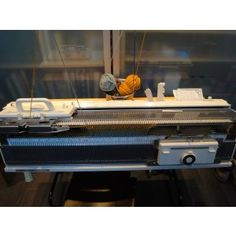 Brother KH 260 Bulkyand Knitking BR9 (KR260) Ribber Knitting Machine for sale