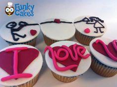 I Love You Cupcakes