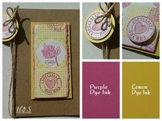 Different Colors Stempel www.houseofStamps.de