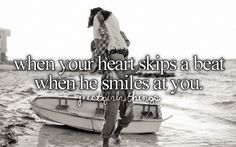 It always does. Your smile is amazing <3 @Devin Pollard <3