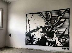 by NDZW in Vienna, Austria, 7/17 (LP)