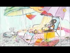 Mejuffrouw Muis aan de Costa del Sol (digitaal prentenboek)