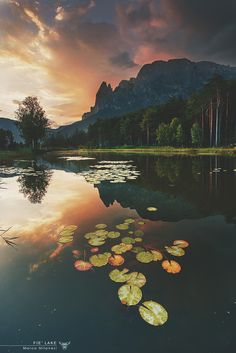 Fie Lake (Marco Milanesi)   instagram