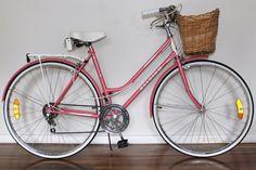 Vintage Raleigh restored by Sydney Vintage Bikes