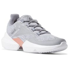 265a901af673c6 Reebok Shoes Women s Split Fuel Shoes in Cool Shadow Pink Grey Size 6.5 -  Lifestyle