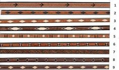 11 Best Inlay Patterns Images On Pinterest Wood Projects