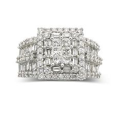 46 Best Big And Bold Look Ring Images Diamond Jewelry